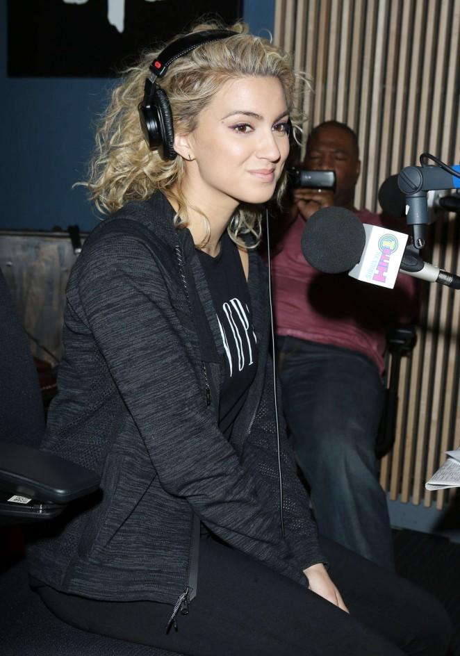 Tori Kelly: SiriusXM Hits 1s The Morning Mash Up Broadcast -03