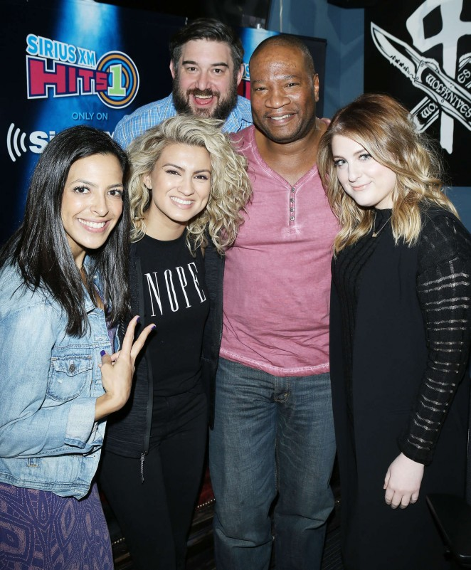 Tori Kelly: SiriusXM Hits 1s The Morning Mash Up Broadcast -04
