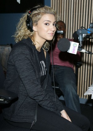 Tori Kelly - SiriusXM Hits 1's The Morning Mash Up Broadcast From The SiriusXM Studios in LA