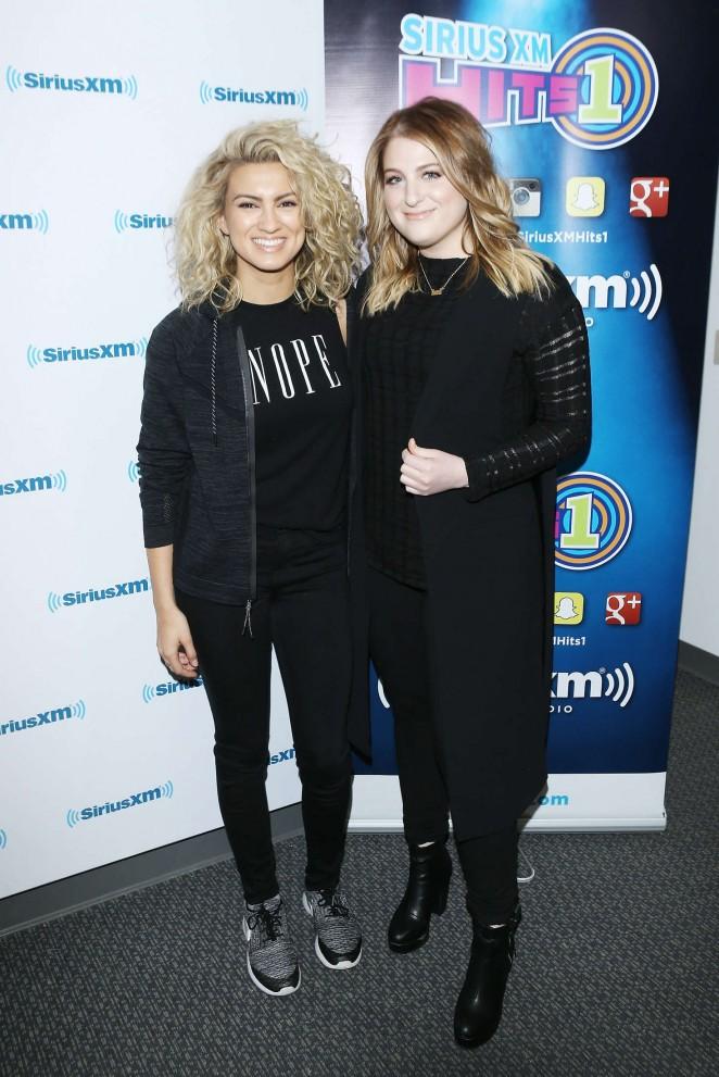 Tori Kelly: SiriusXM Hits 1s The Morning Mash Up Broadcast -09