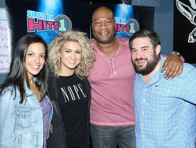 Tori Kelly: SiriusXM Hits 1s The Morning Mash Up Broadcast -10