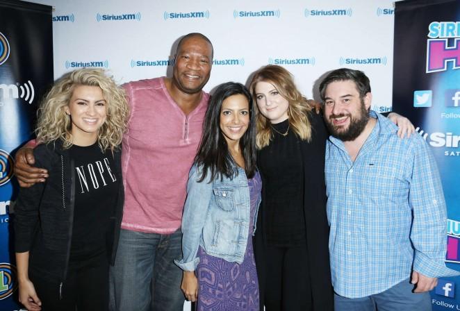 Tori Kelly: SiriusXM Hits 1s The Morning Mash Up Broadcast -16