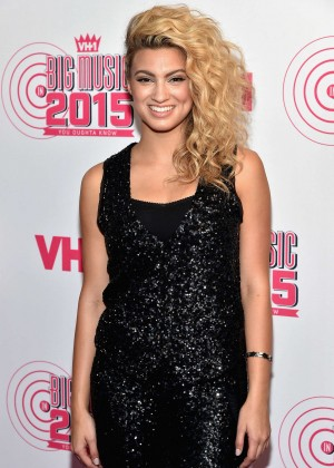 Tori Kelly - VH1 Big Music in 2015 'You Oughta Know' Concert in NY