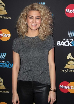 Tori Kelly - Westwood One Presents the 2016 Grammys Radio Row Day 1 in Los Angeles