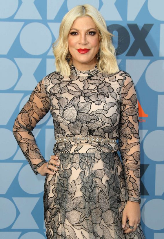 Tori Spelling - FOX Summer TCA 2019 All-Star Party in Los Angeles