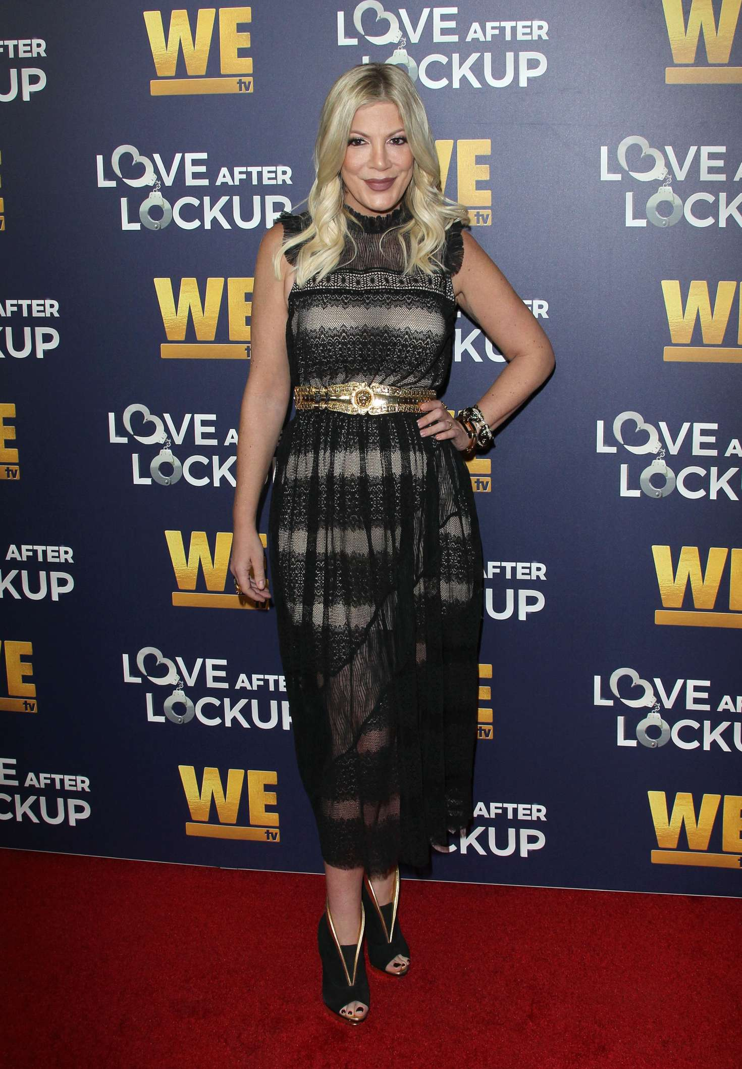 Tori Spelling 2018 : Tori Spelling: Love After Lockup Panel -06