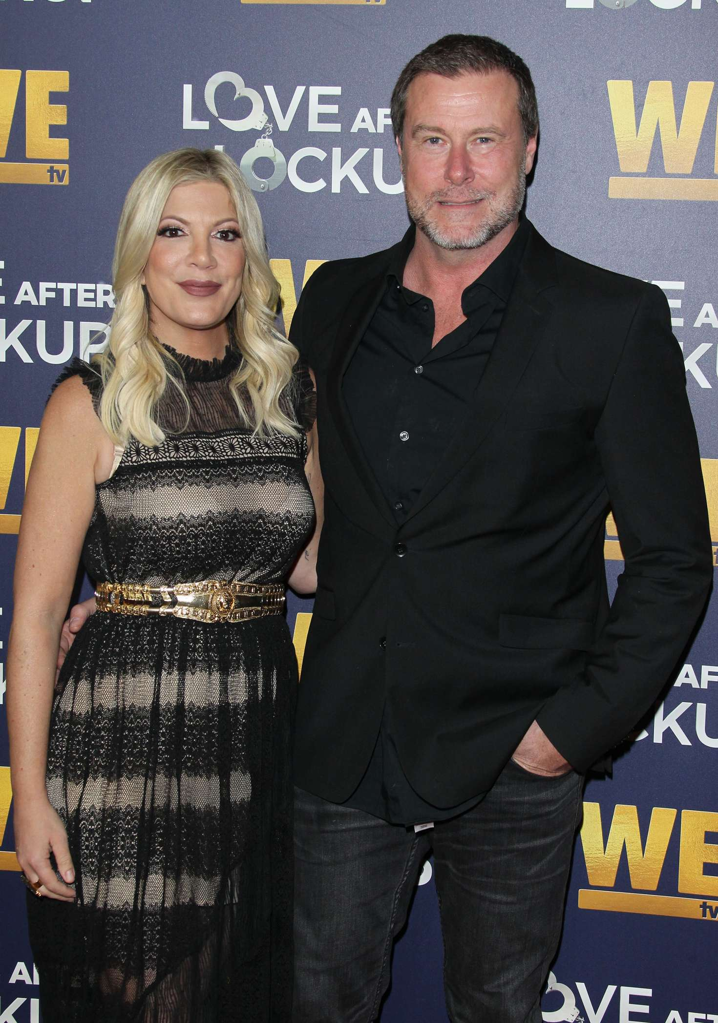 Tori Spelling 2018 : Tori Spelling: Love After Lockup Panel -09