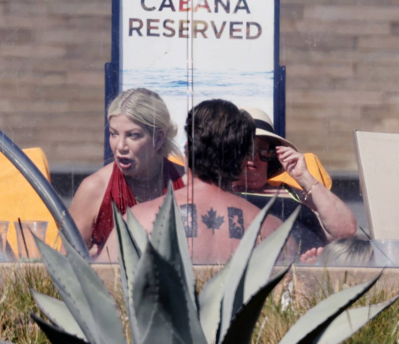 Tori Spelling 2021 : Tori Spelling – On a Mothers Day weekend get-a-way in Orange County-02