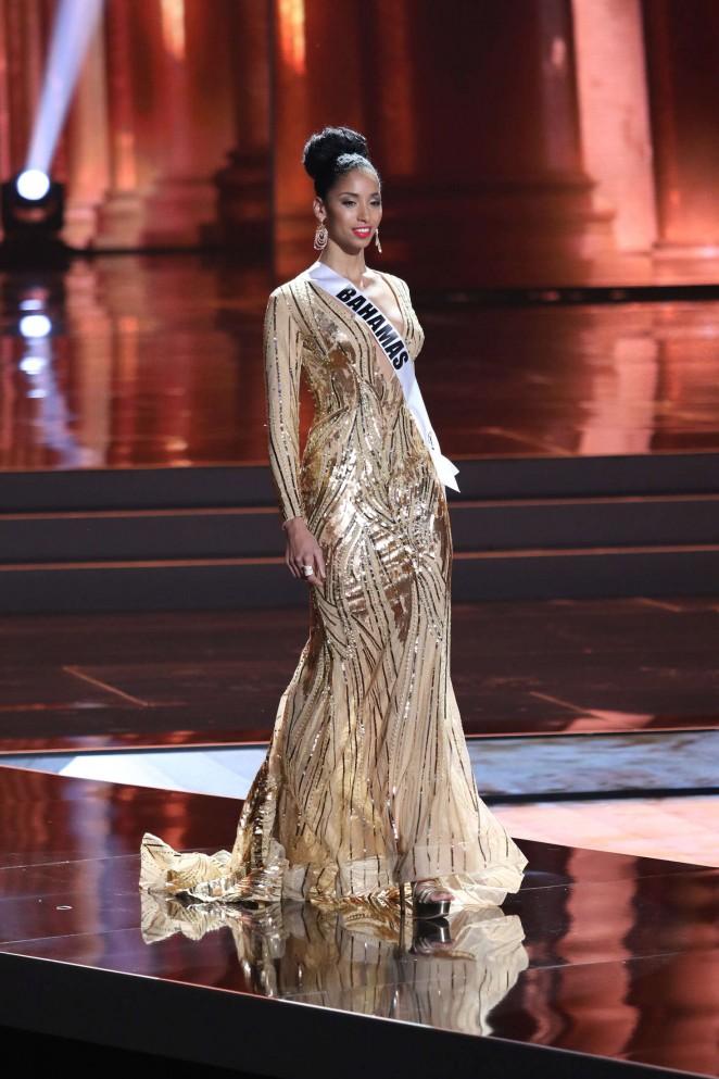 Toria Nichole - Miss Universe 2015 Preliminary Round in Las Vegas