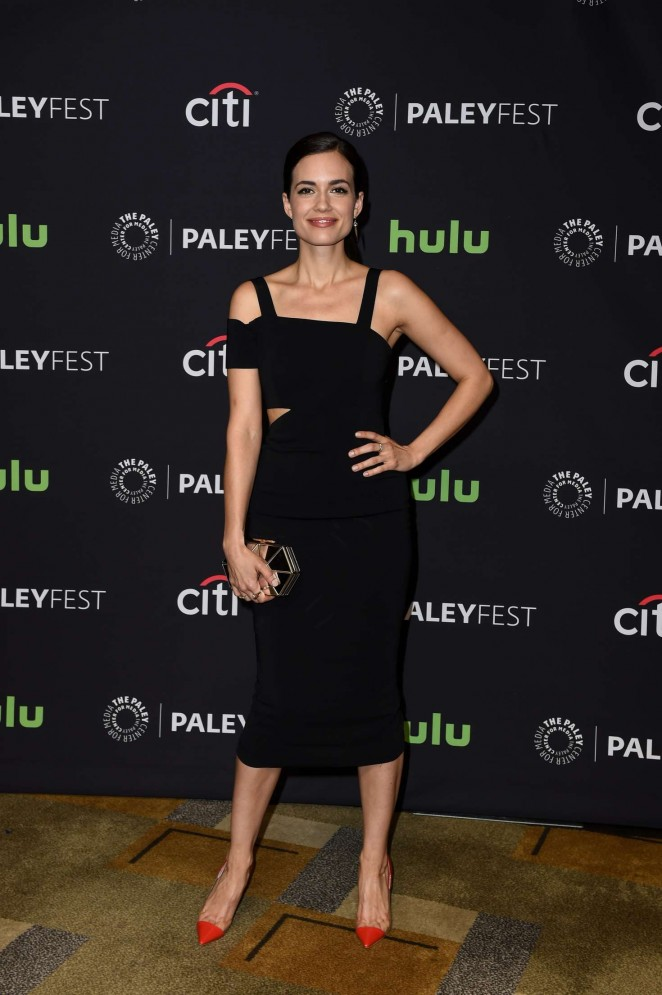 Torrey DeVitto - 33rd Annual PaleyFest Salute Dick Wolf Event in Hollywood