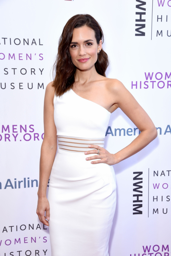 Torrey DeVitto - 7th Annual Women Making History Awards in Beverly Hills
