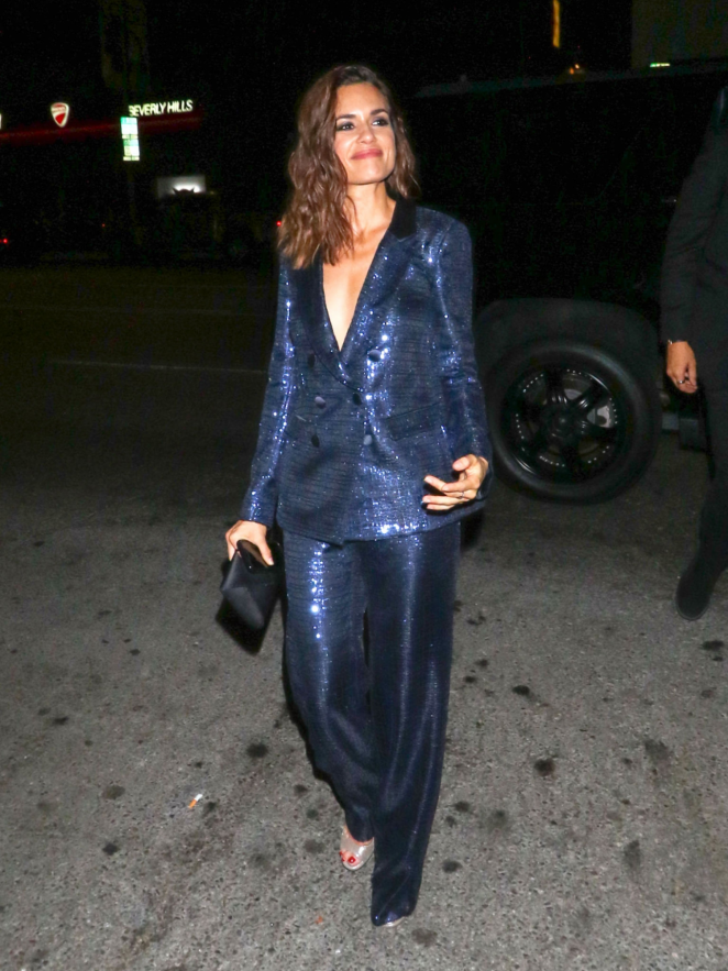 Torrey DeVitto i- Night out in Los Angeles