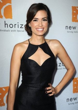 Torrey DeVitto - New Horizons 'Havana Nights' 2015 Gala Fundraiser