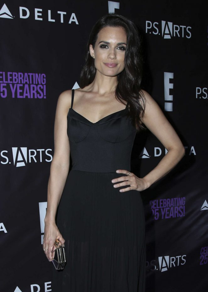 Torrey DeVitto - PS Arts the Party in Los Angeles