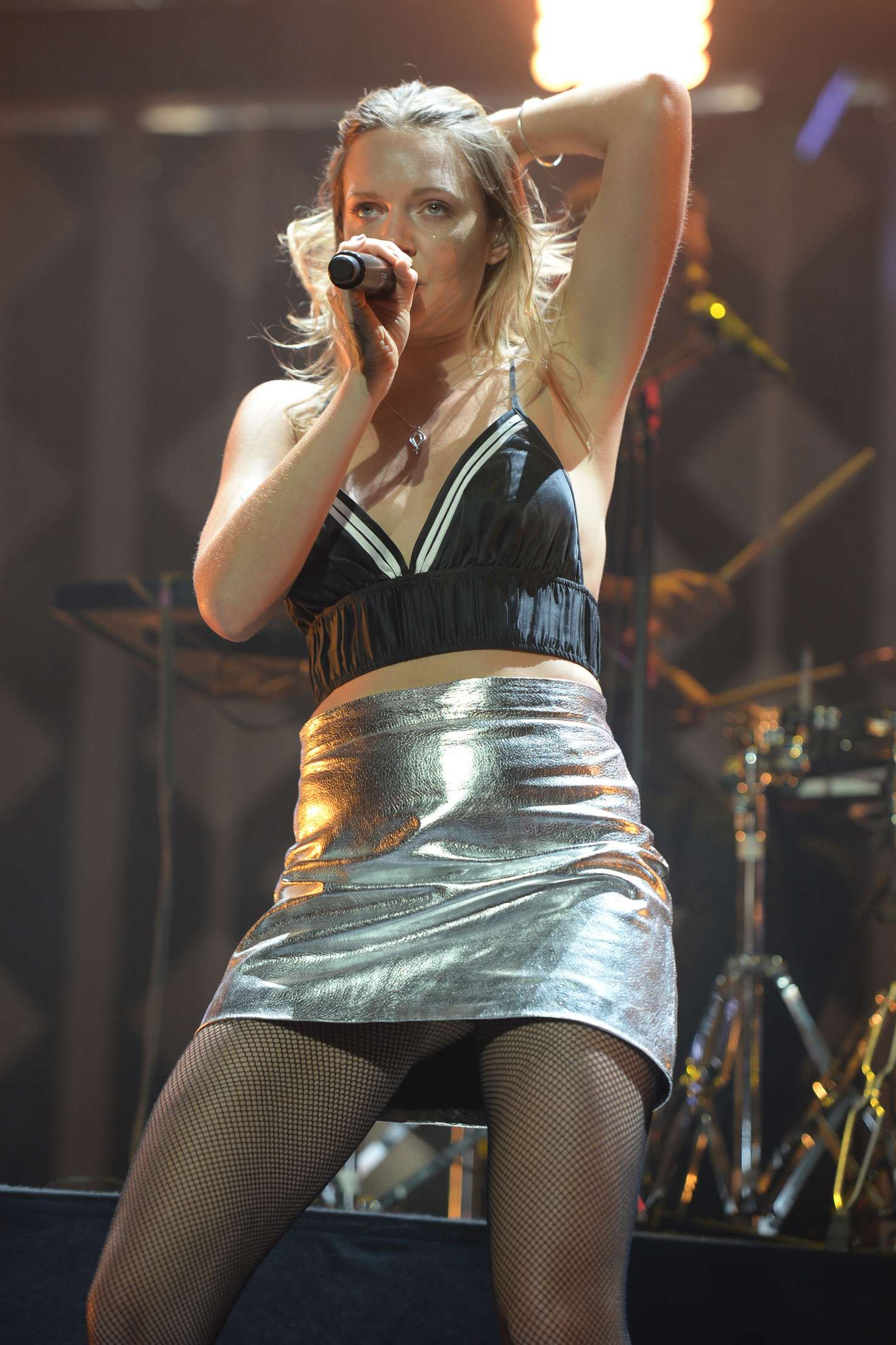 Tove Lo: Performs at I Heart Radio Y-100 Jingle Ball -27