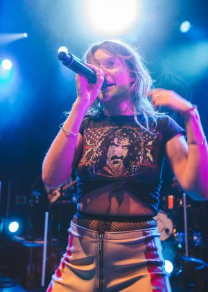 Tove Lo - Performs at the O2 Shepherds Bush Empire in London