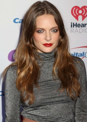 Tove Lo - Q102's Jingle Ball 2015 in Philadelphia