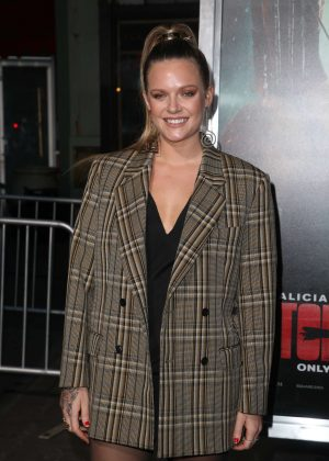 Tove Lo - 'Tomb Raider' Premiere in Hollywood