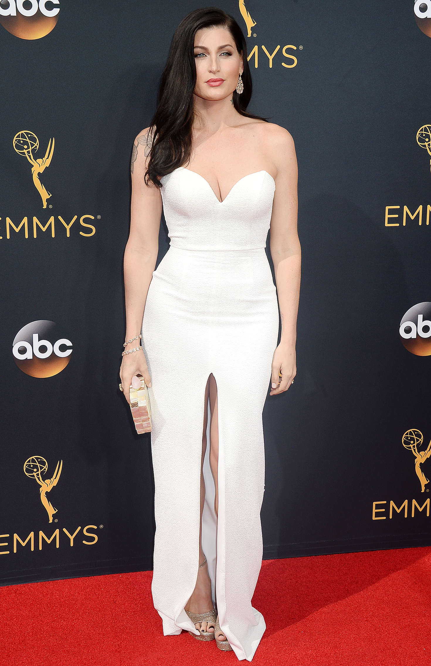 Trace Lysette - 2016 Emmy Awards in Los Angeles Megan Fox Sports
