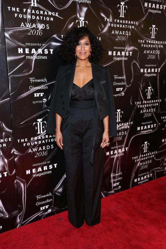 Tracee Ellis Ross - 2016 Fragrance Foundation Awards in New York
