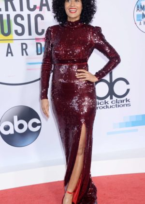 Tracee Ellis Ross - 2017 American Music Awards in Los Angeles
