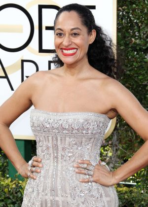 Tracee Ellis Ross - 74th Annual Golden Globe Awards in Beverly Hills