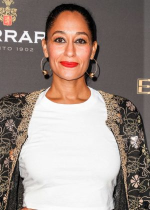 Tracee Ellis Ross - Emmys Cocktail Reception in Los Angeles