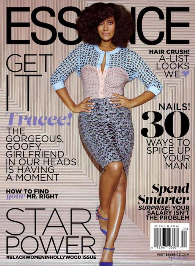 Tracee Ellis Ross: ESSENCE 2015 -01
