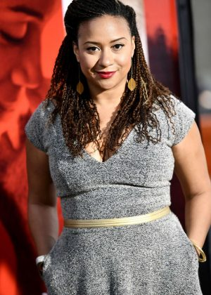 Tracie Thoms - 'Unforgettable' Premiere in Los Angeles