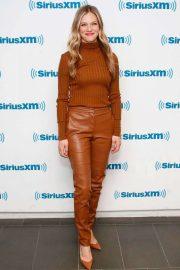 Tracy Spiridakos - Visits SiriusXM in NYC