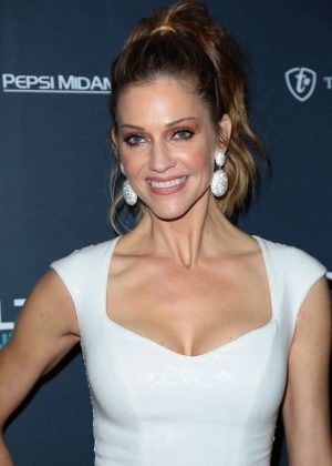 Tricia Helfer - 25th Annual Movieguide Awards in Universal City