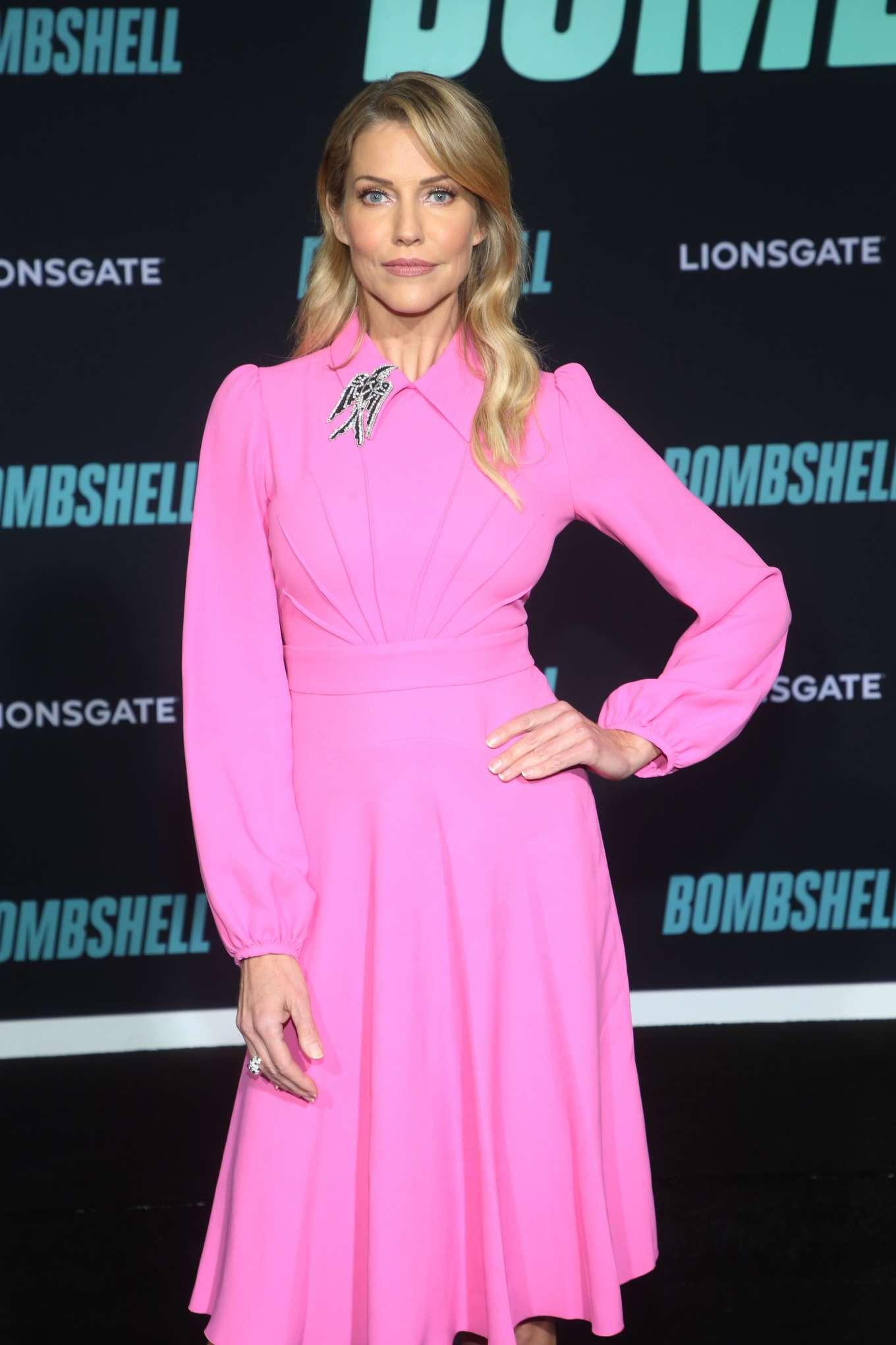 Tricia Helfer - 'Bombshell' Screening in Los Angeles