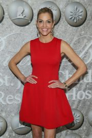Tricia Helfer - Brooks Brothers Annual Holiday Celebration in West Hollywood