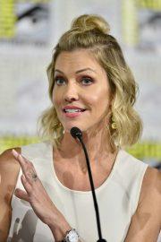 Tricia Helfer - 'Creepshow' Panel at Comic Con San Diego 2019