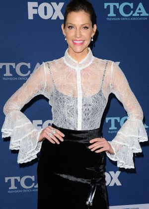 Tricia Helfer - FOX Winter All-Star Party at TCA Winter Press Tour in LA