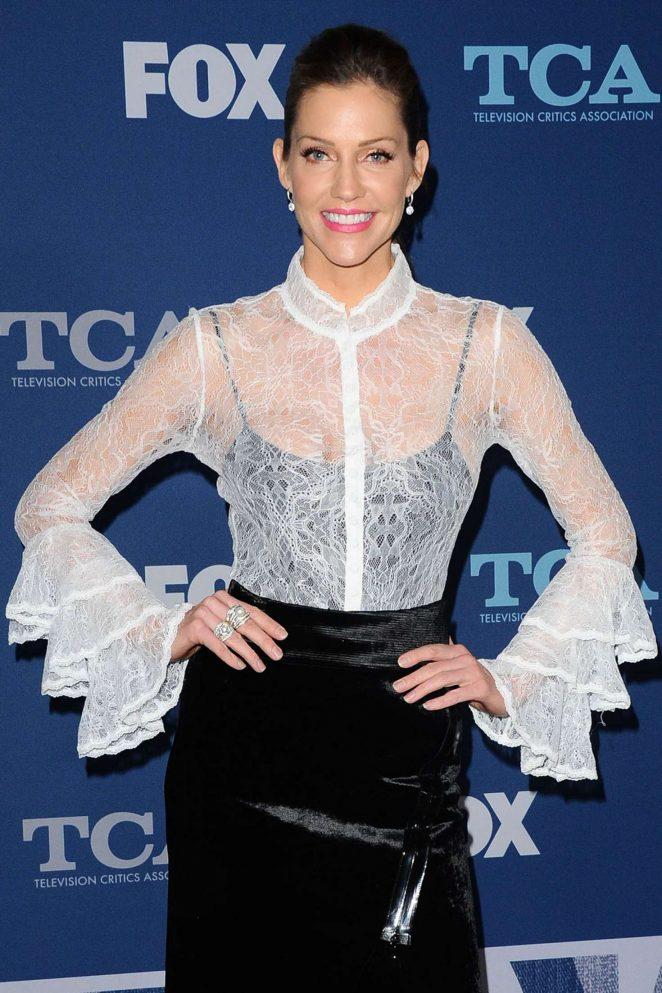 Tricia Helfer – FOX Winter All-Star Party at TCA Winter Press Tour in LA