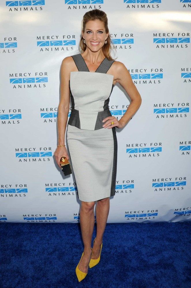 Tricia Helfer - The Hidden Heroes Gala For Animals in LA