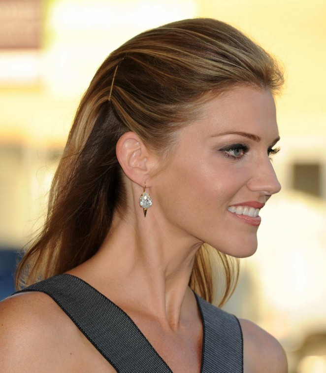 Tricia Helfer: The Hidden Heroes Gala For Animals -05