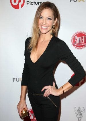 Tricia Helfer - TJ Scott Book Launch For 'In The Tub Volume 2' in Hollywood
