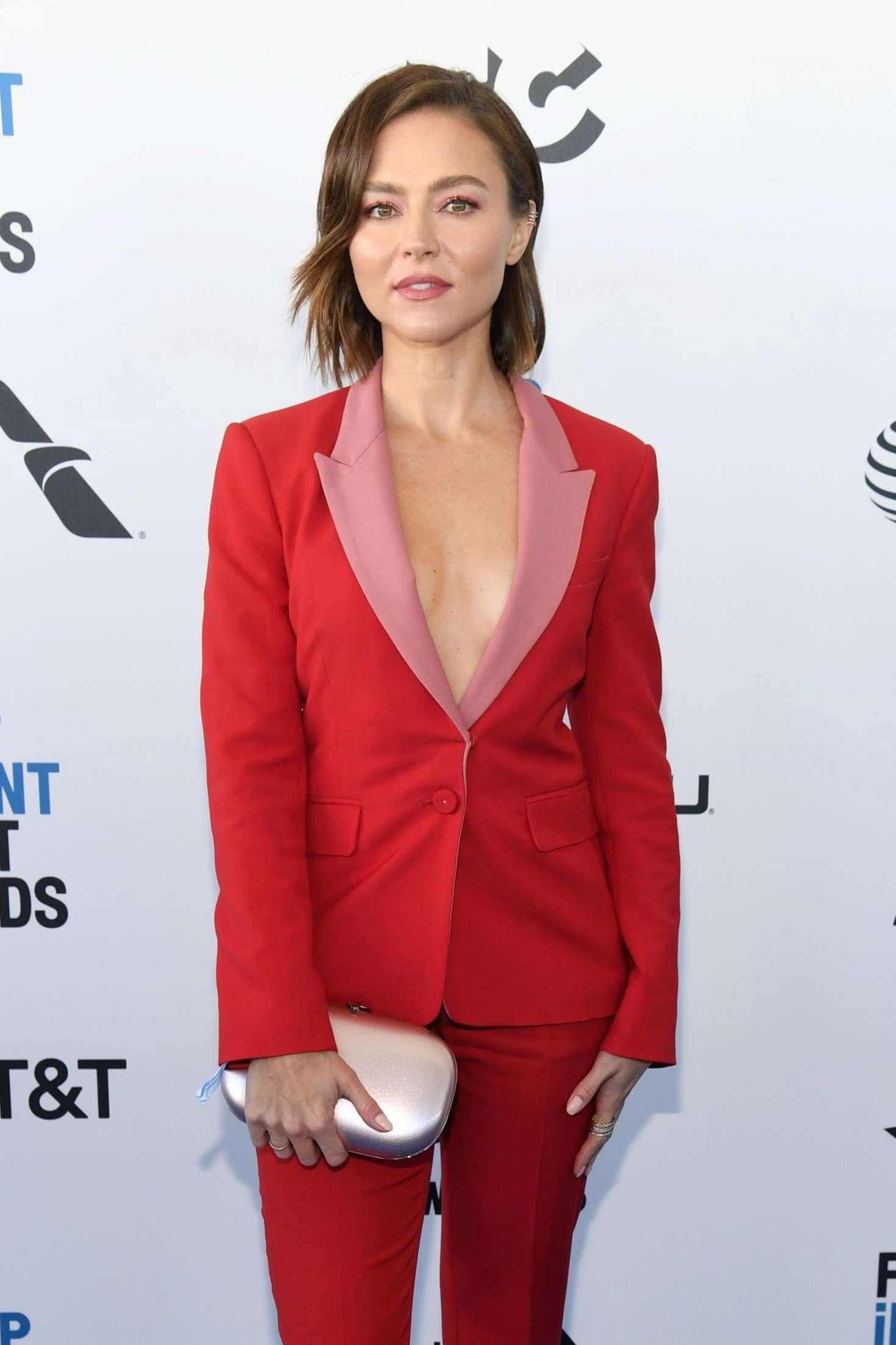 Trieste Kelly Dunn - 2019 Film Independent Spirit Awards in Santa Monica