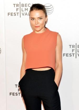 Trieste Kelly Dunn - 'Applesauce' Premiere in NYC