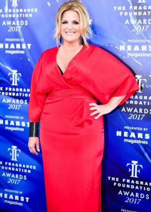 Trisha Yearwood - 2017 Fragrance Foundation Awards in New York City