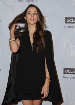 Troian Bellisario - 2016 Visionary Ball in Beverly Hills