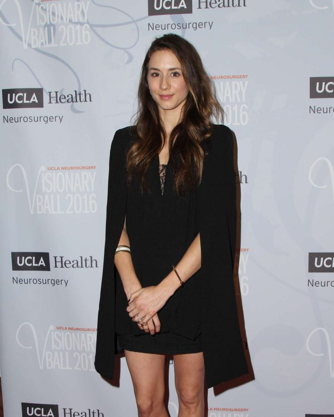 Troian Bellisario: 2016 Visionary Ball -07