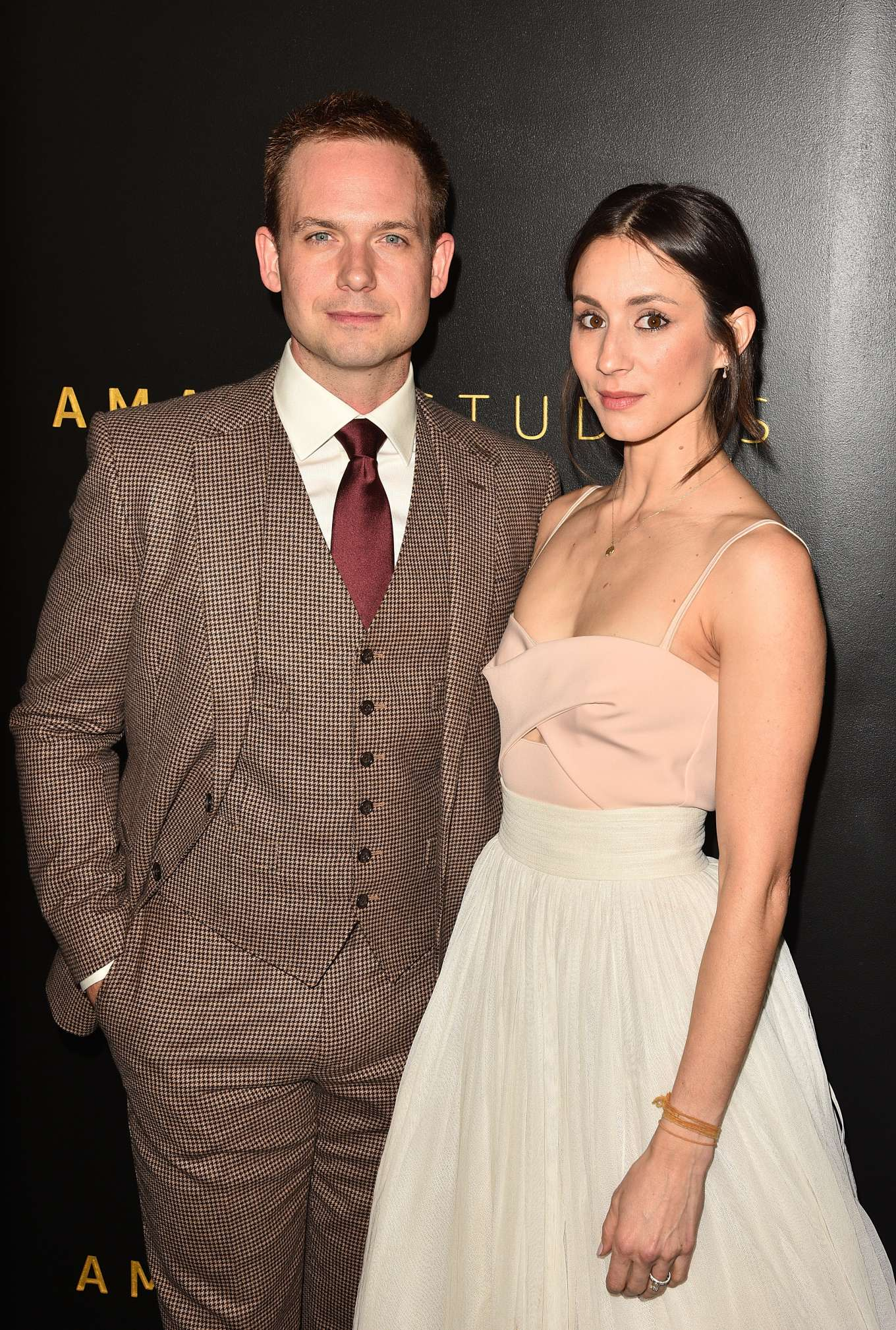 Troian Bellisario and Patrick J. Adams - 2020 Amazon Studios Golden Globes After Party in Beverly Hills