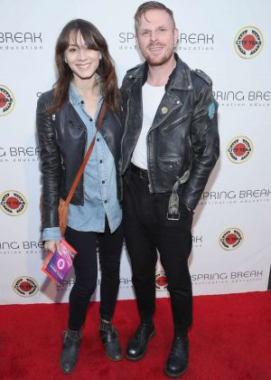 Troian Bellisario - City Year Los Angeles Spring Break: Destination Education in LA