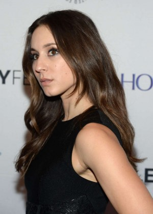 Troian Bellisario - 'Pretty Little Liars' PaleyFest New York 2015