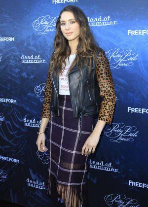 Troian Bellisario - 'Pretty Little Liars' Season 7 and 'Dead of Summer' Premiere in LA