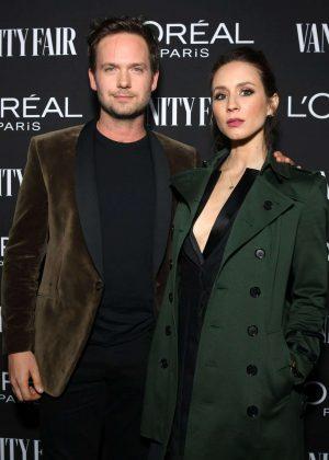 Troian Bellisario - Vanity Fair and L'Oreal Paris Celebrate New Hollywood in LA