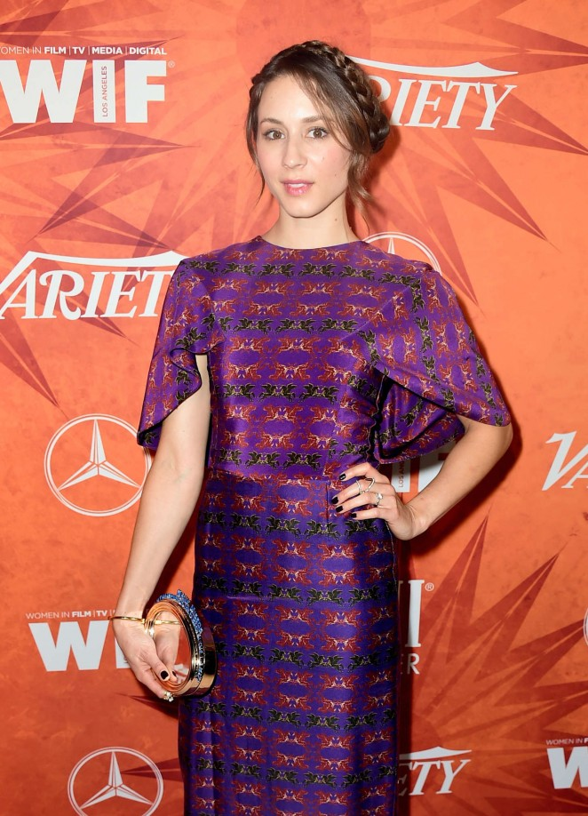 Troian Bellisario - Variety And Women in Film Annual Pre-Emmy Celebration 2015 in West Hollywood